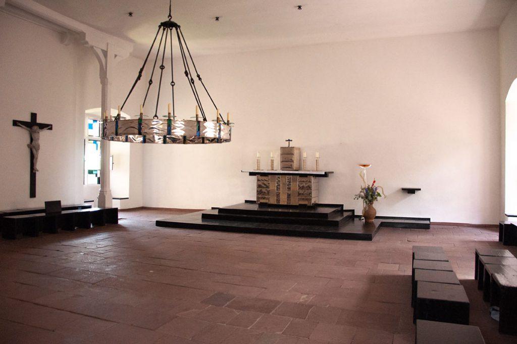 Burg Rothenfels - Burgkapelle