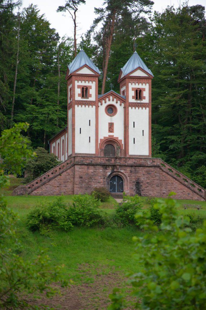 Gruftkapelle der Grafen von Ingelheim