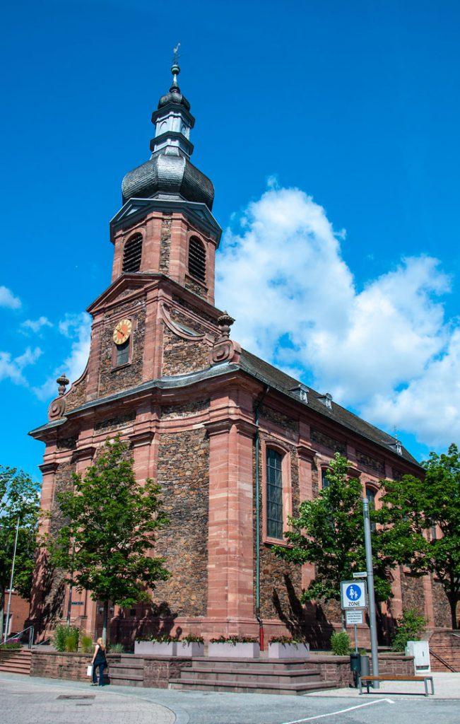 Katholische Kirche St Justinus in Alzenau