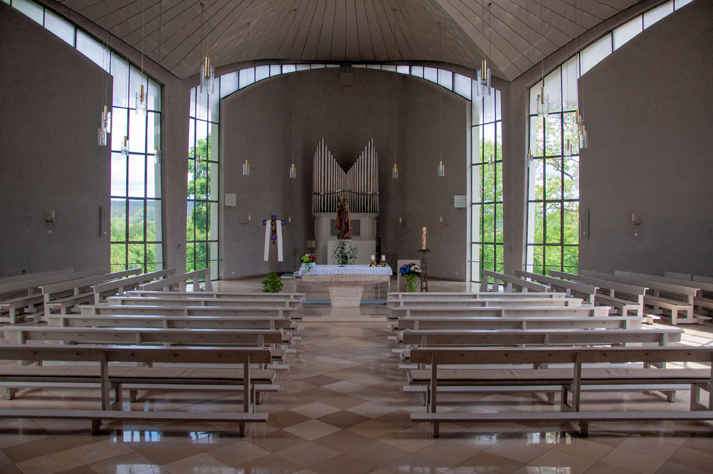 Kälberauer Kirche Mariä Geburt