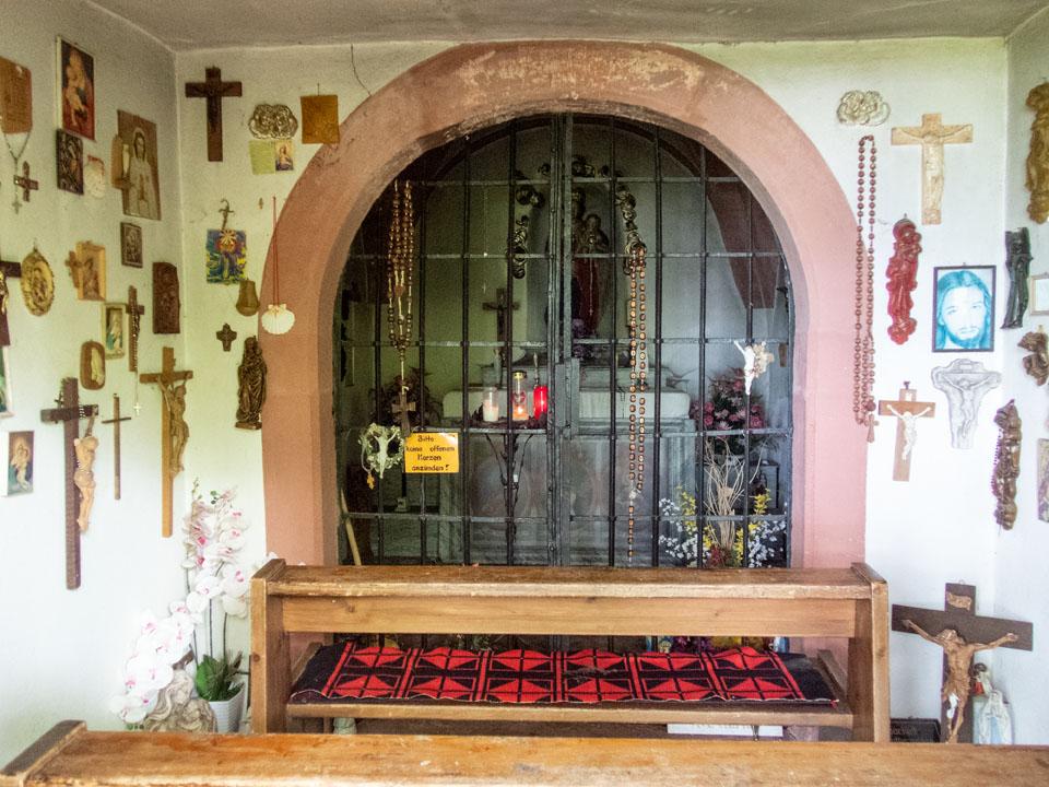 Maria-Hilf-Kapelle in Großheubach