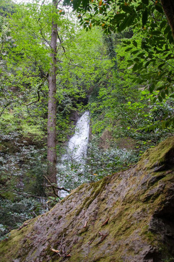 Tsablnari Wasserfall